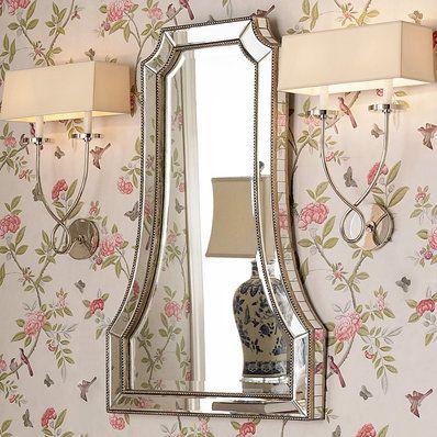 composição romântica espelhada