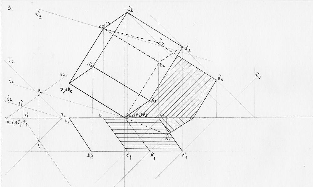conceitos básicos de desenho técnico