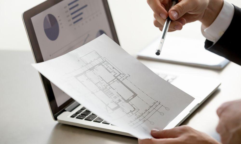 fases de um projeto de arquitetura