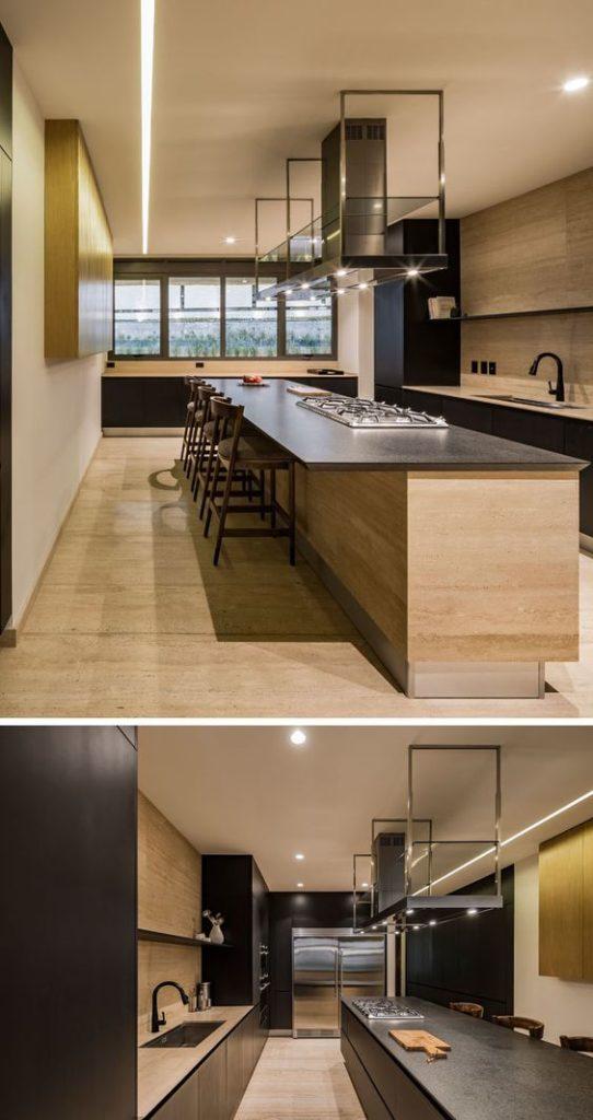 espaços gourmet  com decoração ultra moderna