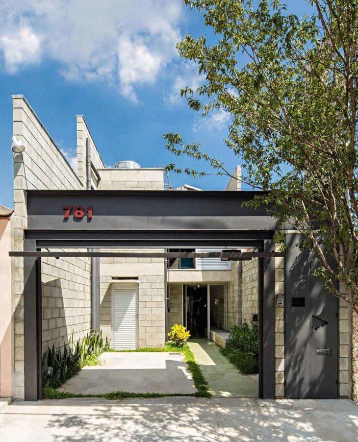 Inspire-se com fachadas de casas modernas de tirar o fôlego.