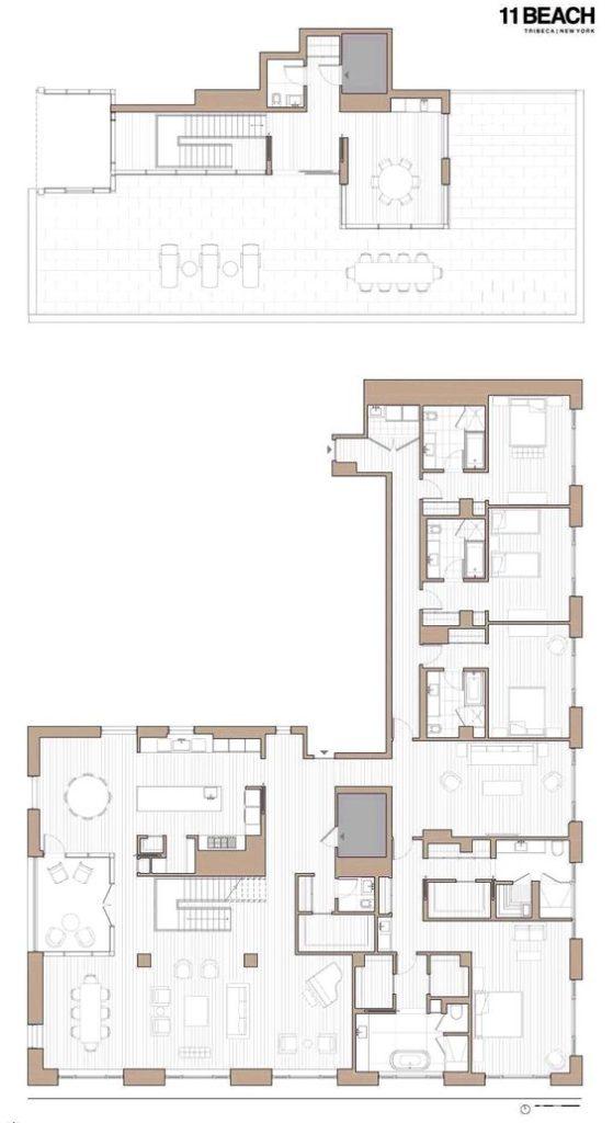 casa com área gourmet separada planta baixa