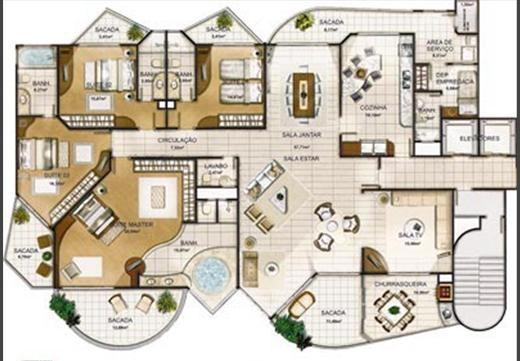 casa grande terrea