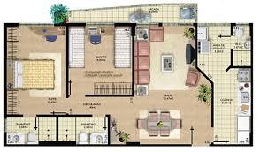 casa moderna com varanda grande