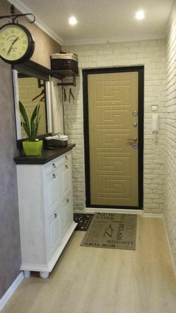 armário para entrada de casa
