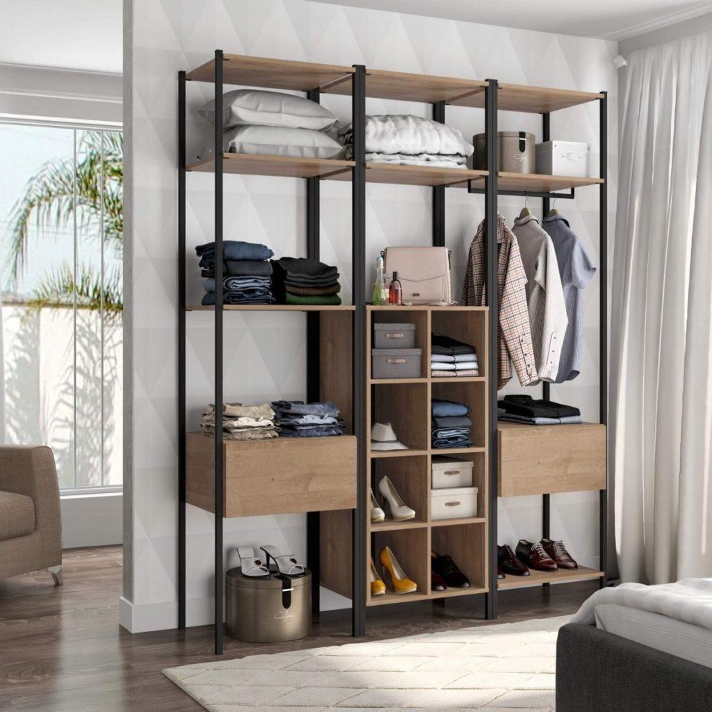 modelos de closets móvel