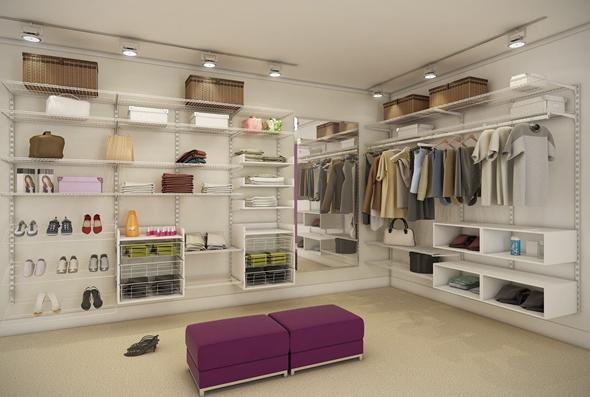 modelos de closet com cremalheira grande