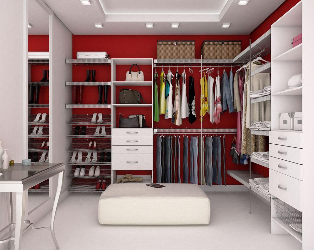 modelos de closet aramado