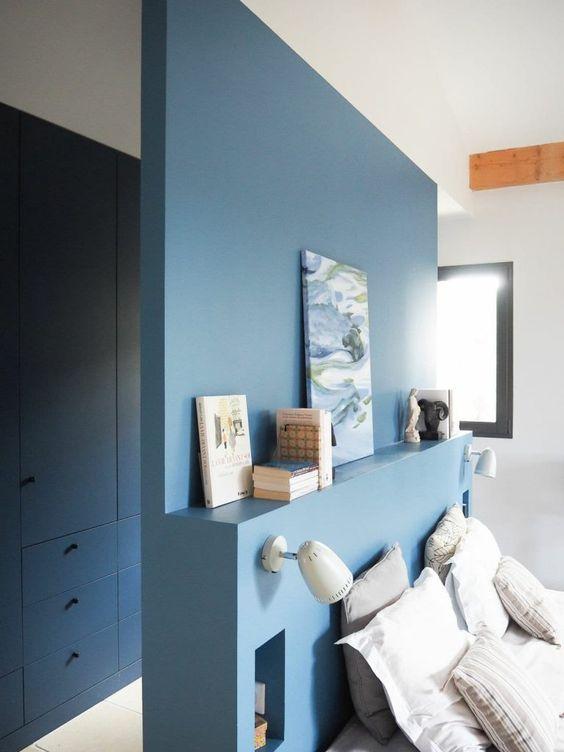 closet projetado em madeira