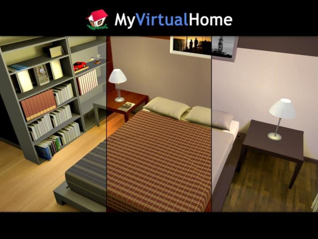Como criar plantas de casas: My virtual home.