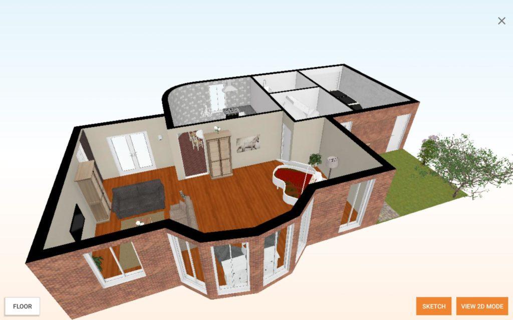 Casa Floorplanner.