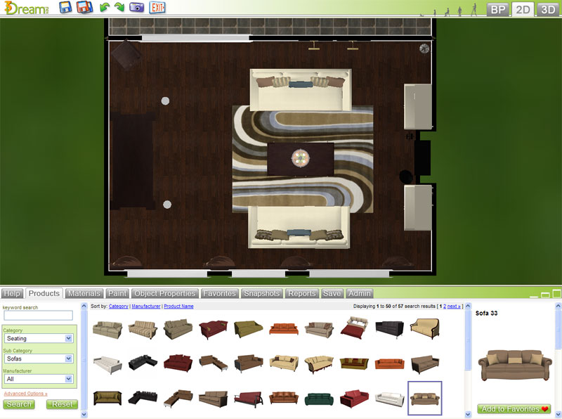 Projeto 3Dream Basic.