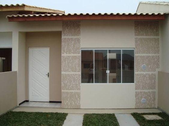 paredes com textura externo grafiato