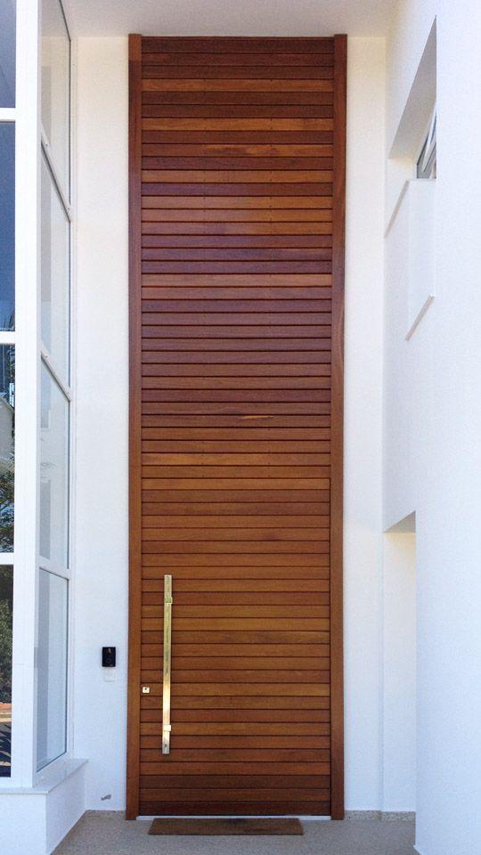 modelos de portas em madeira.