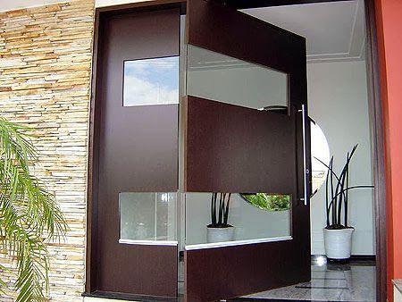 modelos de portas modernas