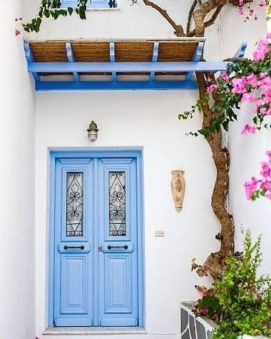 modelos de portas antigas