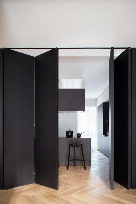 porta sanfoanda preta