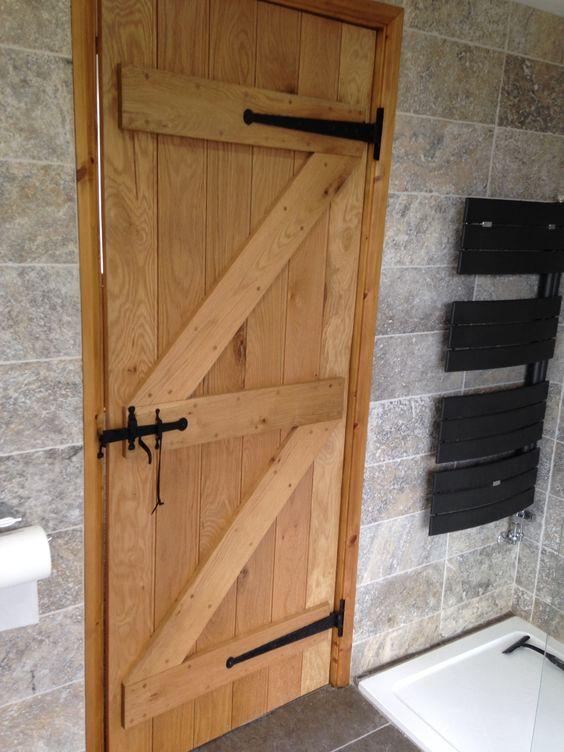 modelo de porta de madeira maciça