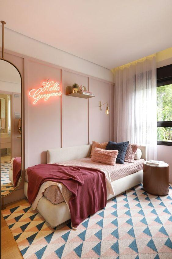 quarto para adolescente menina