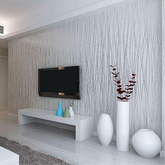paredes com textura em alto relevo