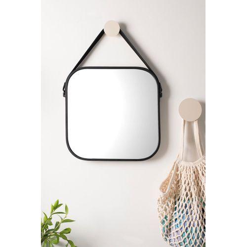 Espelho para quarto quadrado.