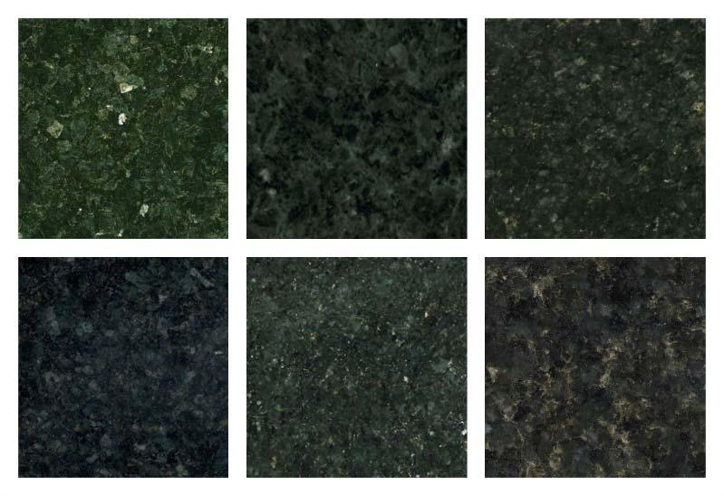 Tipos de granito verde ubatuba.