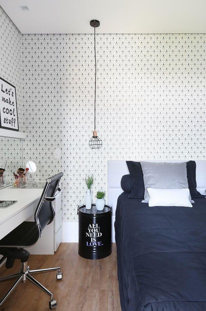 Papel de parede para quarto de solteiro tumblr.