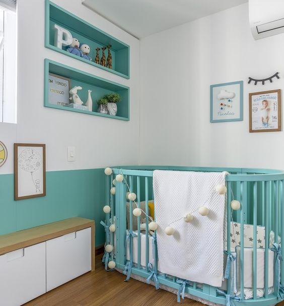 berço quarto de bebe