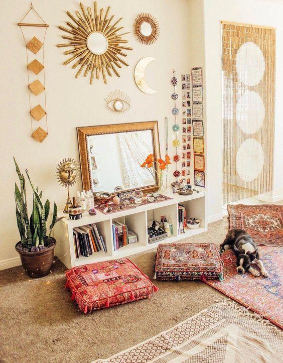 elementos para decorar o quarto com personalidade