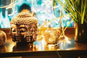 decoração feng shui