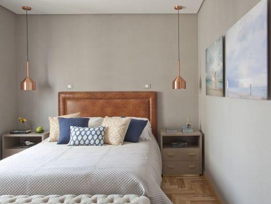 feng shui cabeceira de cama madeira maciça