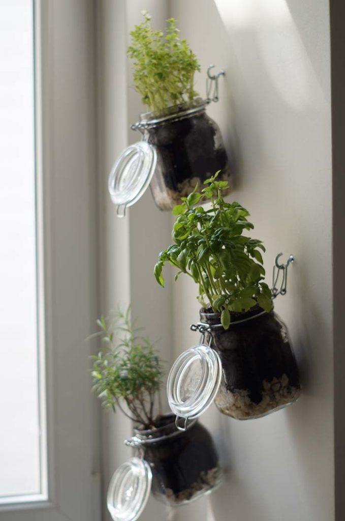 horta vertical compacto