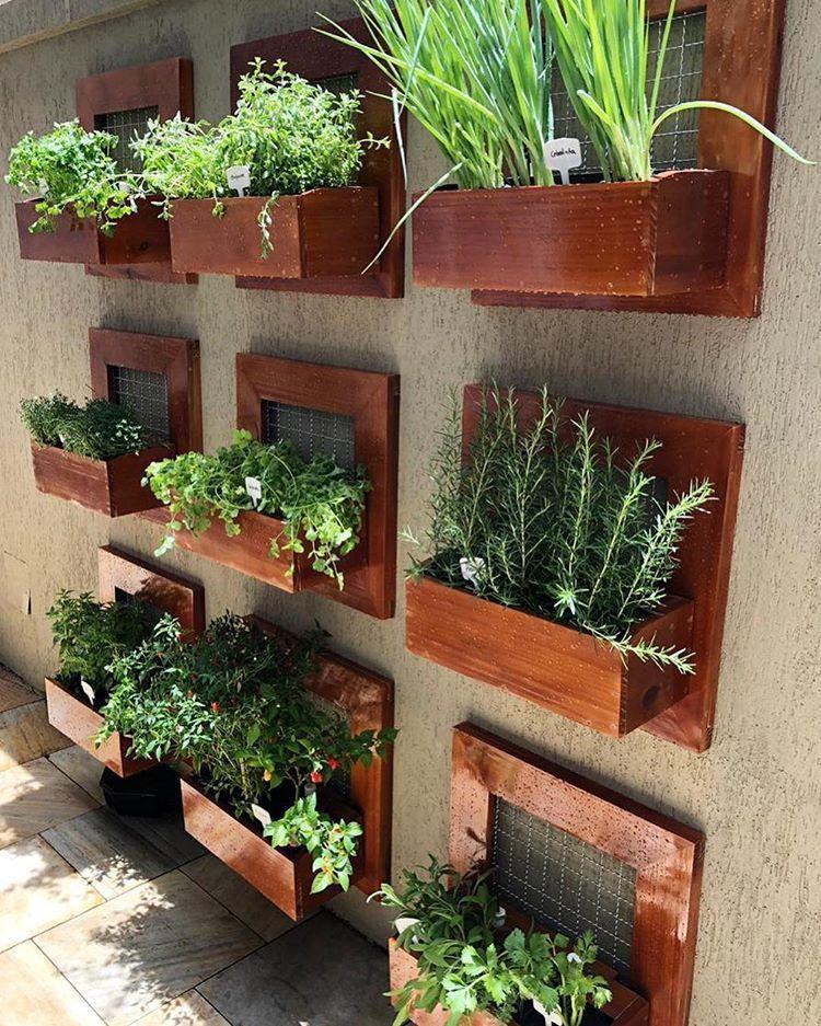 horta nicho madeira