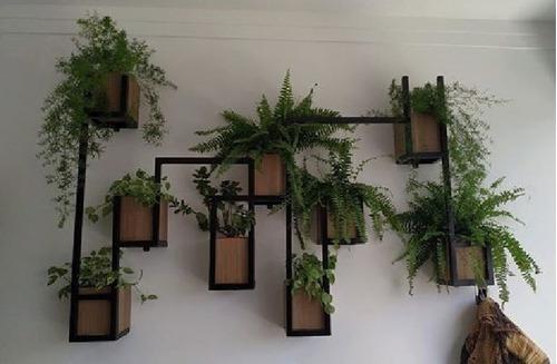 horta vertical metalon