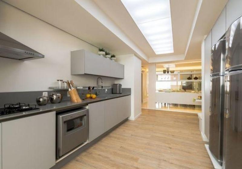 instalação em cozinhas