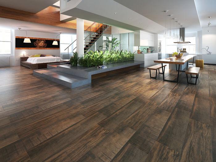 pisos que imitam madeira para loft