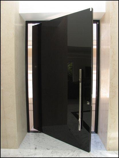porta de entrada brilhante