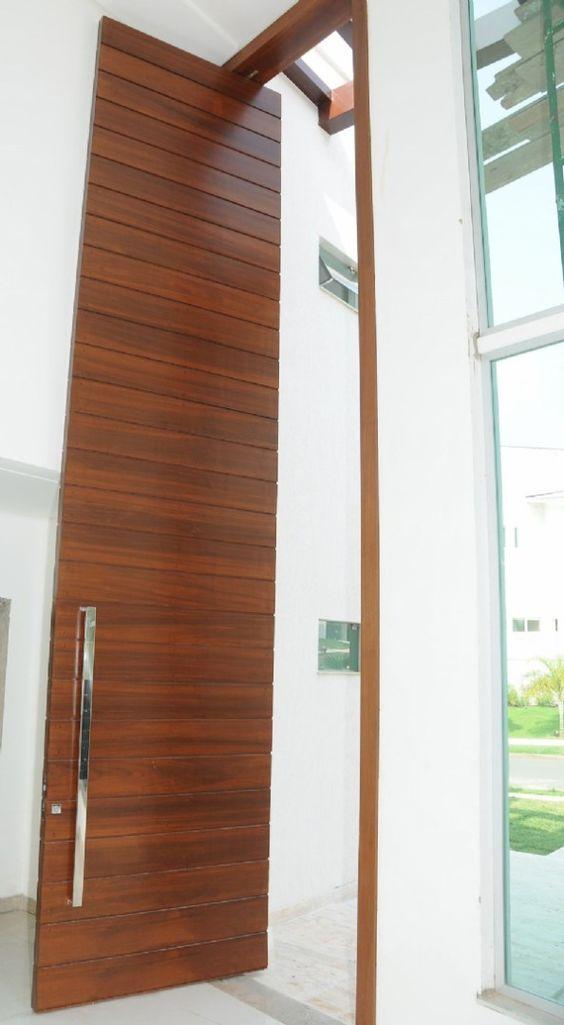porta estreira madeira