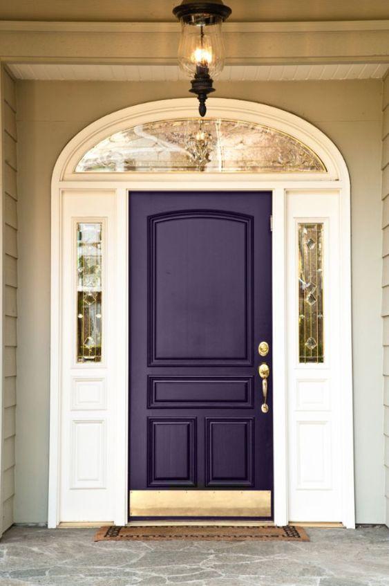 porta madeira colorida