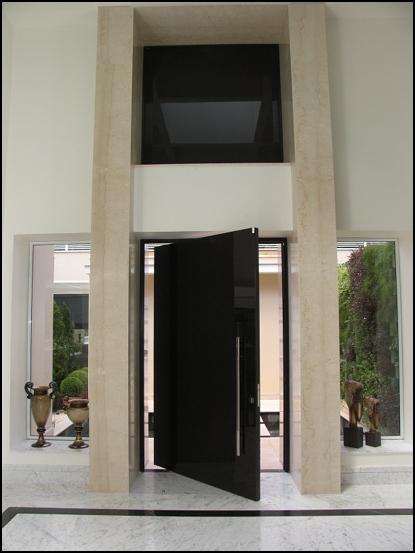 marmore e porta bilhante