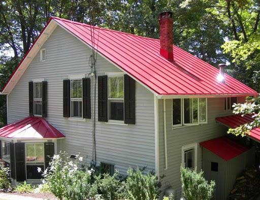 casa padrão americano