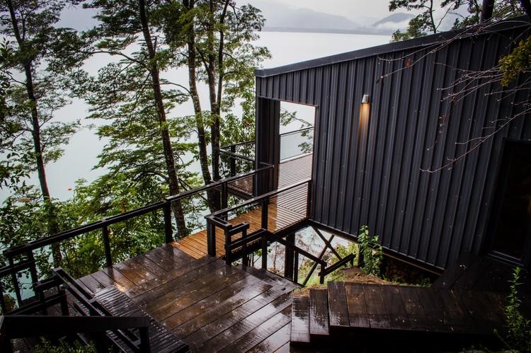 casa feita com telha