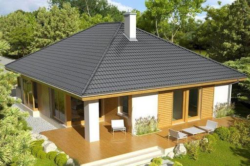 telhado 4 aguas