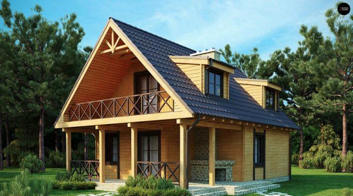 tipos de telhado mansarda
