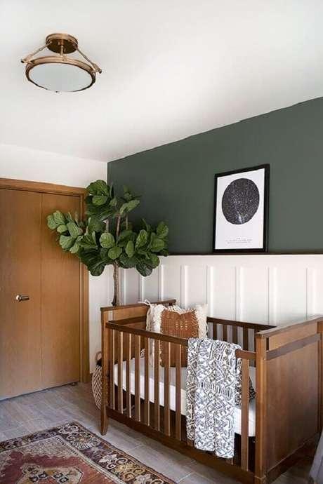 verde musgo quato bebe