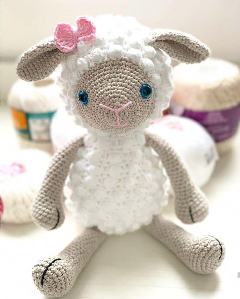 ovelhas criativas e peludas