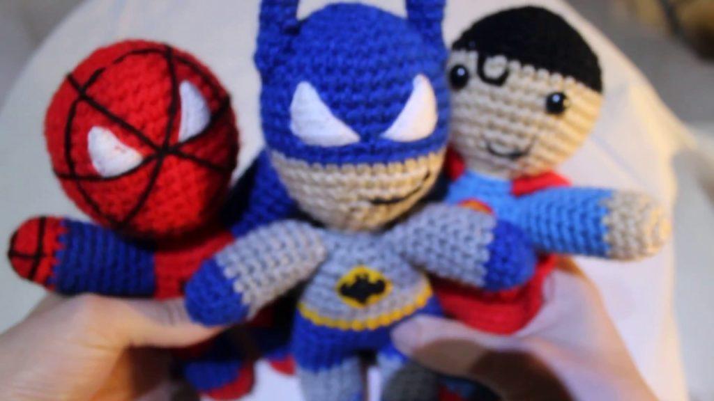 super herois pequenos