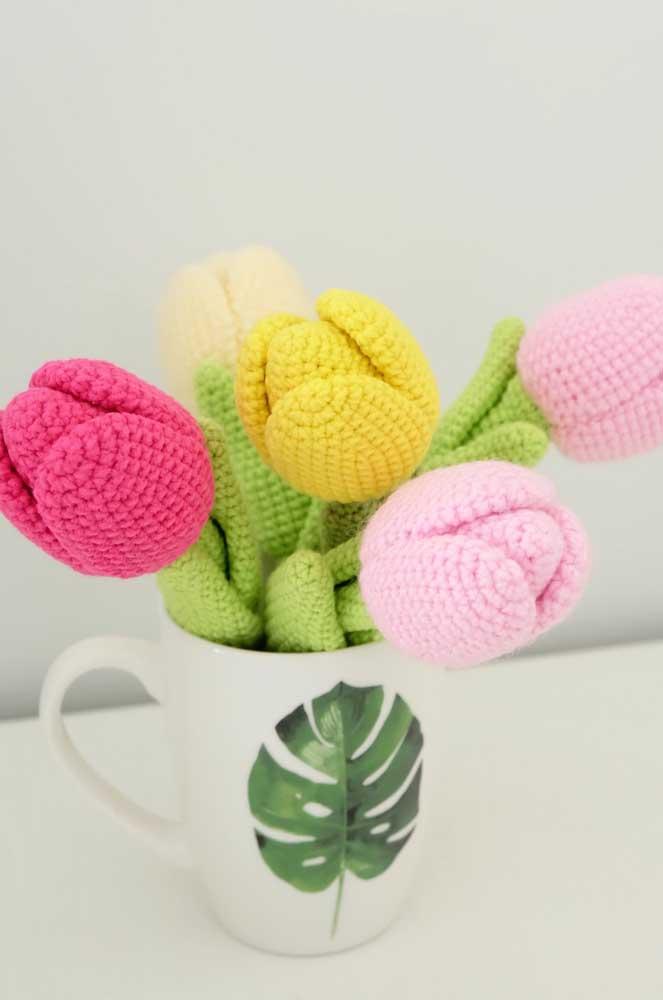 tulipas personalizadas