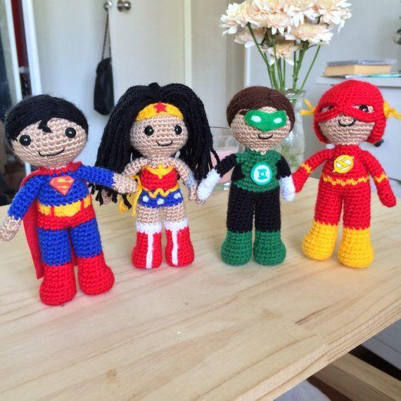 personagens da DC