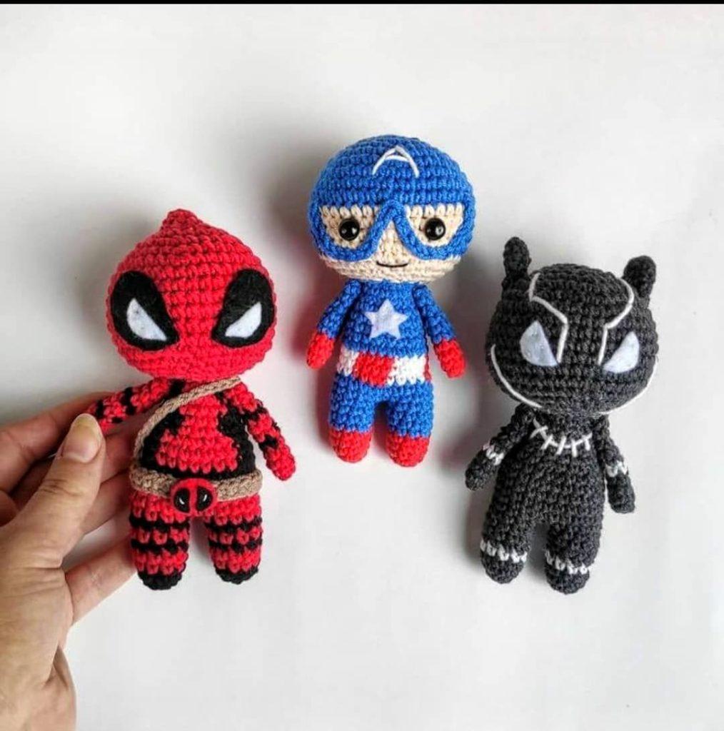 personagens da Marvel